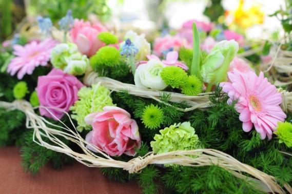 Bouquet événement Aix les-Milles