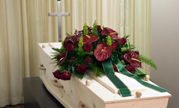 Fleuriste enterrement Aix Les-Milles
